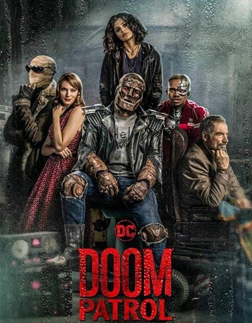 سریال Doom Patrol
